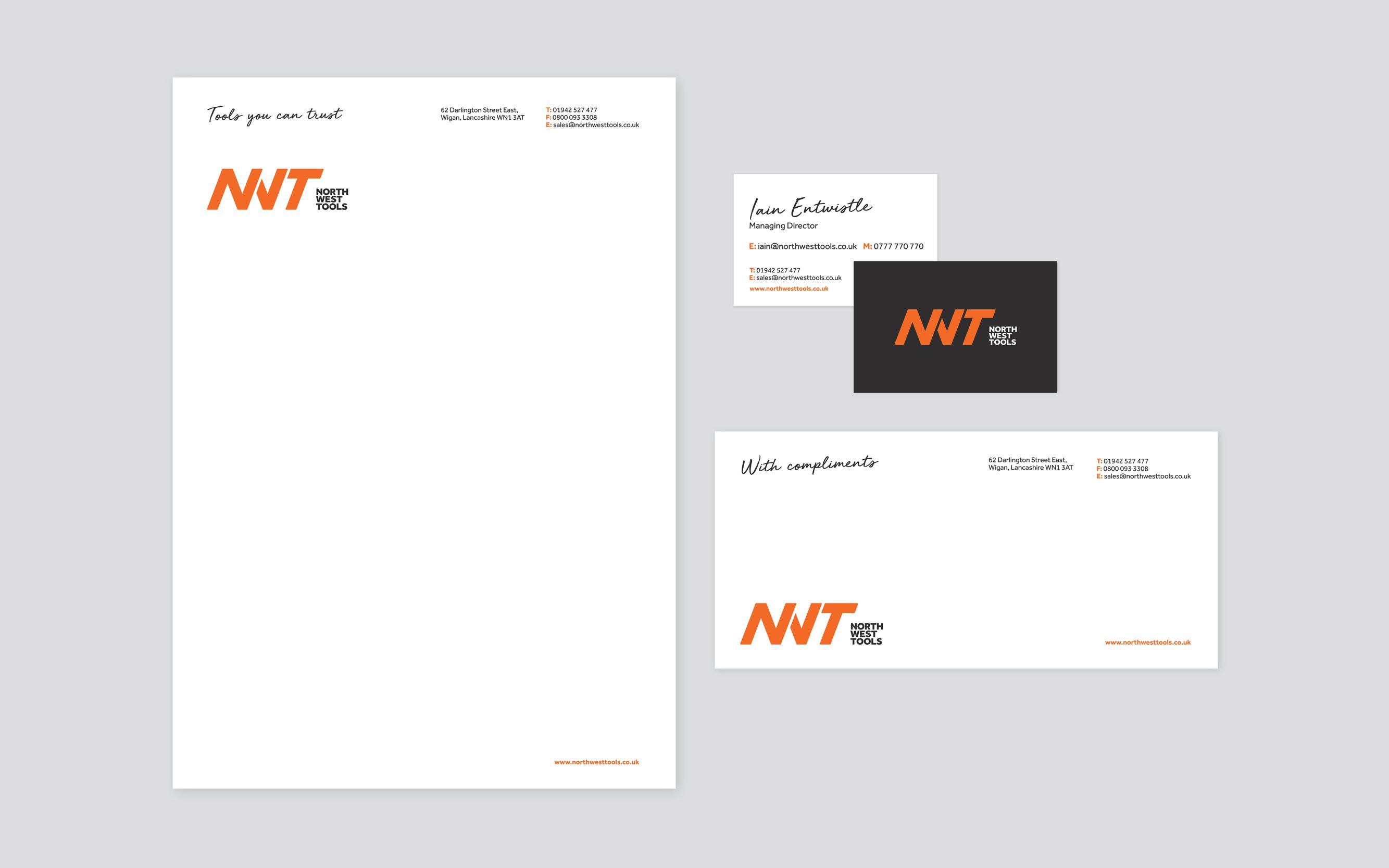 NWT-stationery